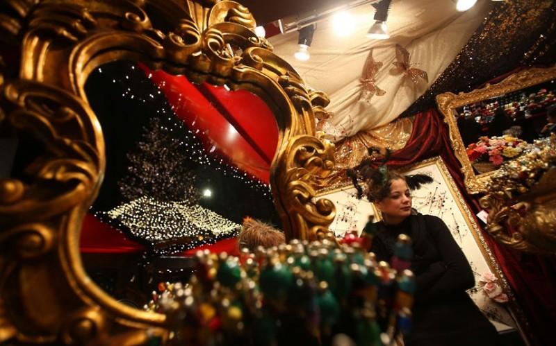 Рождественские базары в Германии 2012