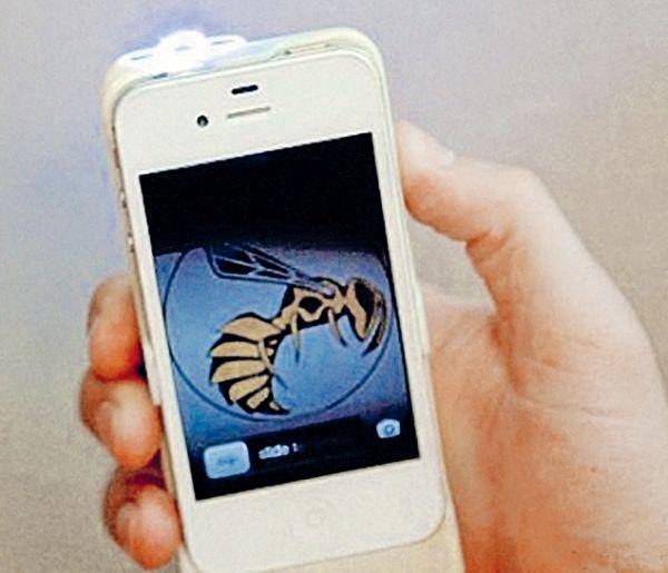 iPhone - защитник