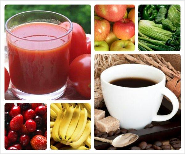 Топ-10 продуктов питания для повышения выносливости