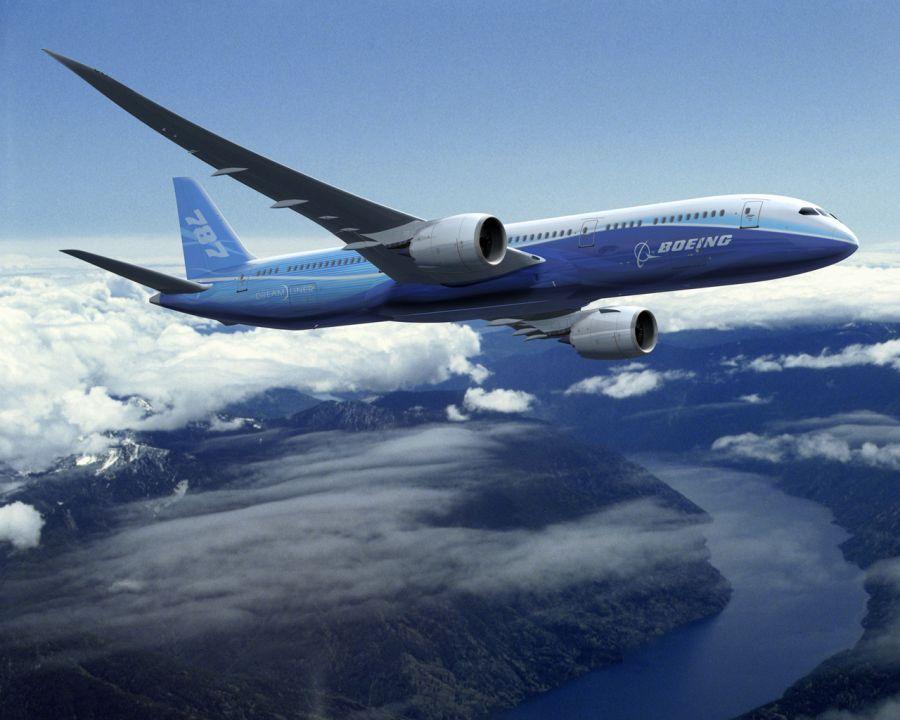 Ural Boeing Manufacturing