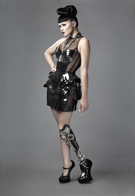 Альтернативные дизайнерские протезы
