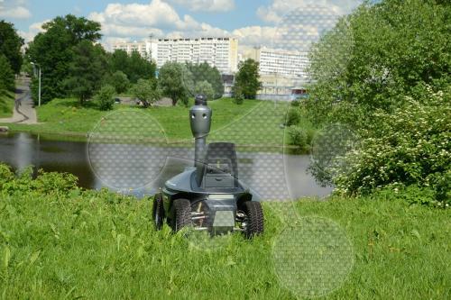 Робот-патрульный