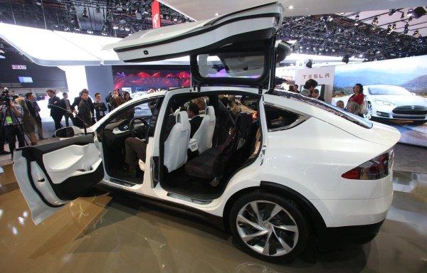 Tesla Model-X