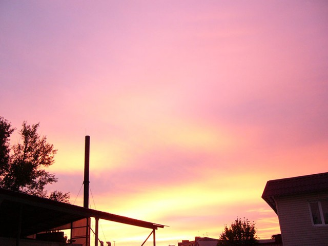 Утро в Орле