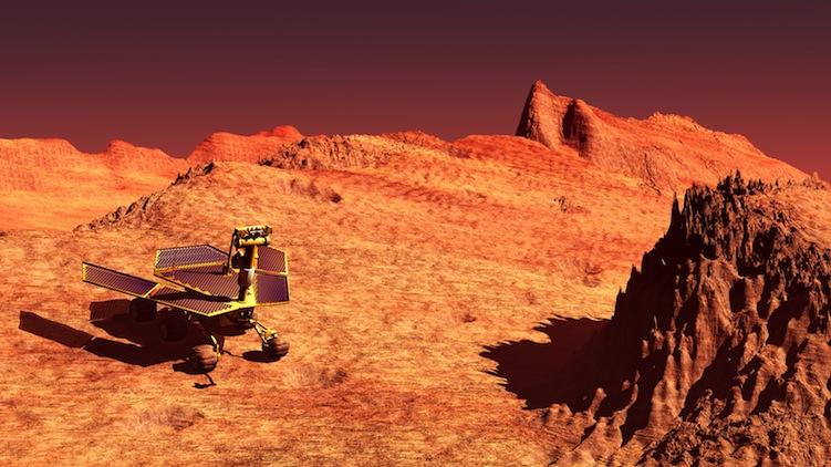 Каникулы на Марсе