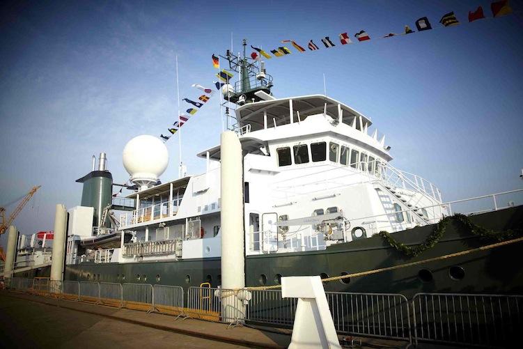 Исследовательский корабль