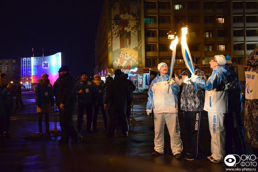 29. Эстафеты Паралимпийского огня в Орле