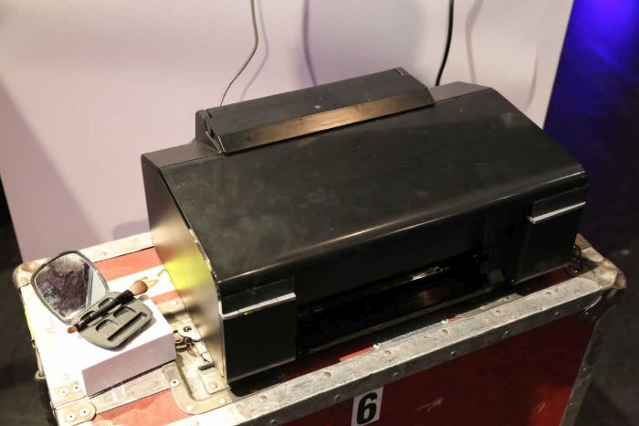 3D принтер Mink
