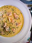 creamy salmon soup (2)
