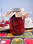 strawvery jam