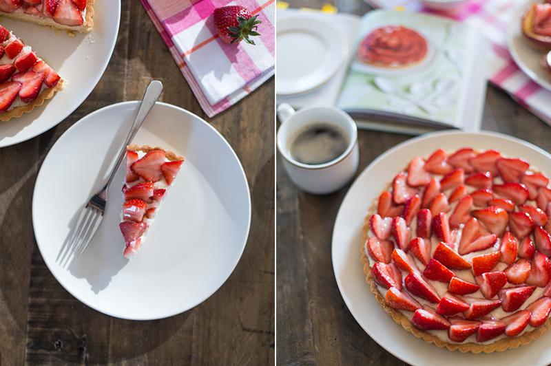 tart fraise mascarpone 1