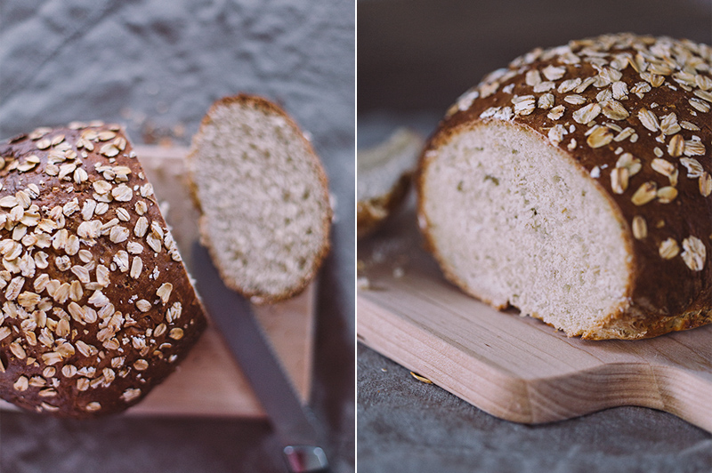 honey oatmeal bread 4