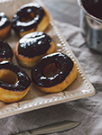 boston cream donuts 2