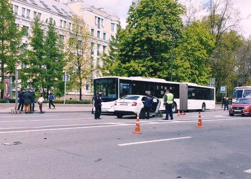 Страшное ДТП на Суворовском попало на видео. О дет