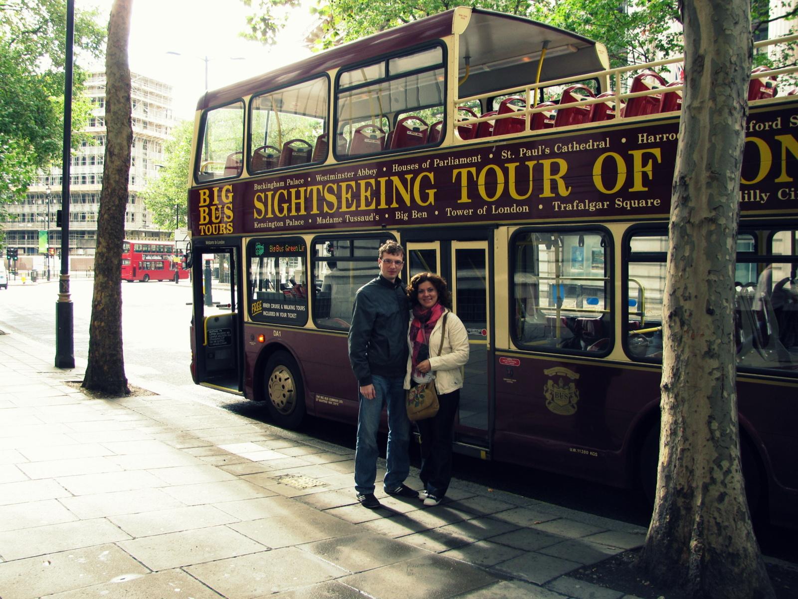 Поездка в Лондон самостоятельно - nso_sna