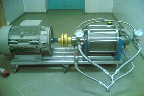 CNF reactor of DRJ600 class.