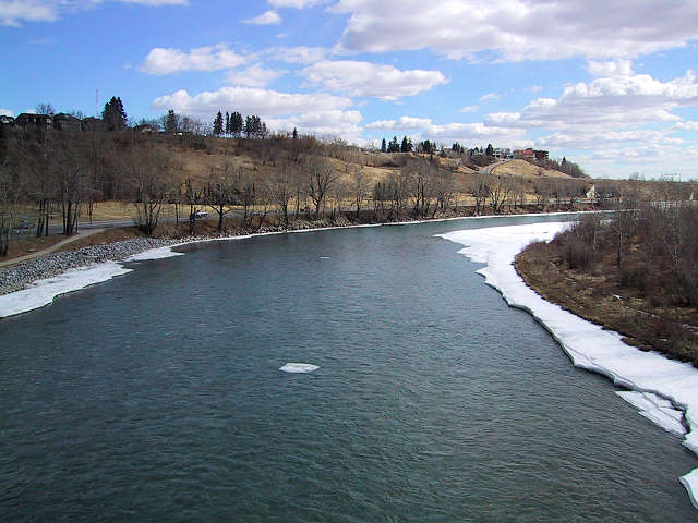 bow river east