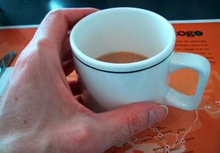 Mmmmmmm... coffee!