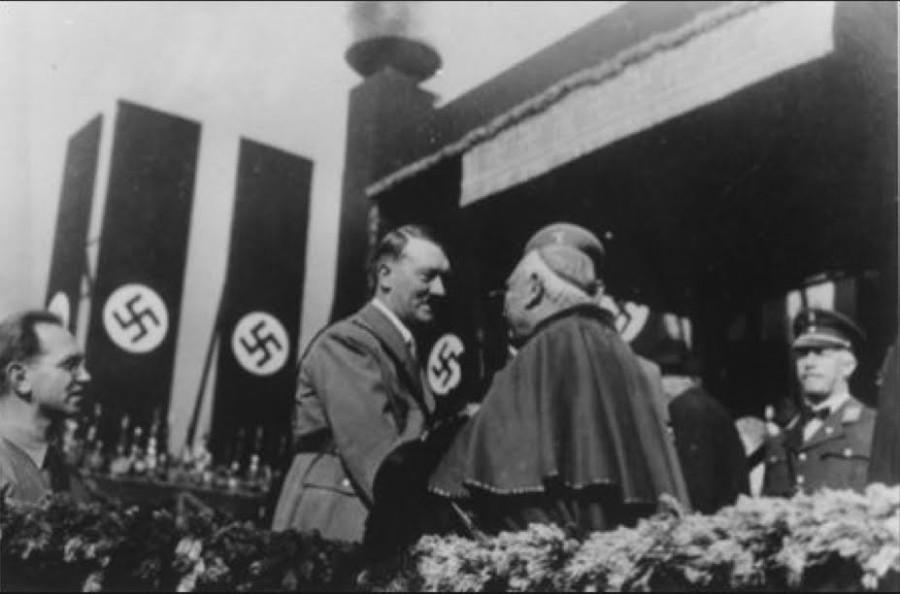 Картинки по запросу ватикан и фашисты