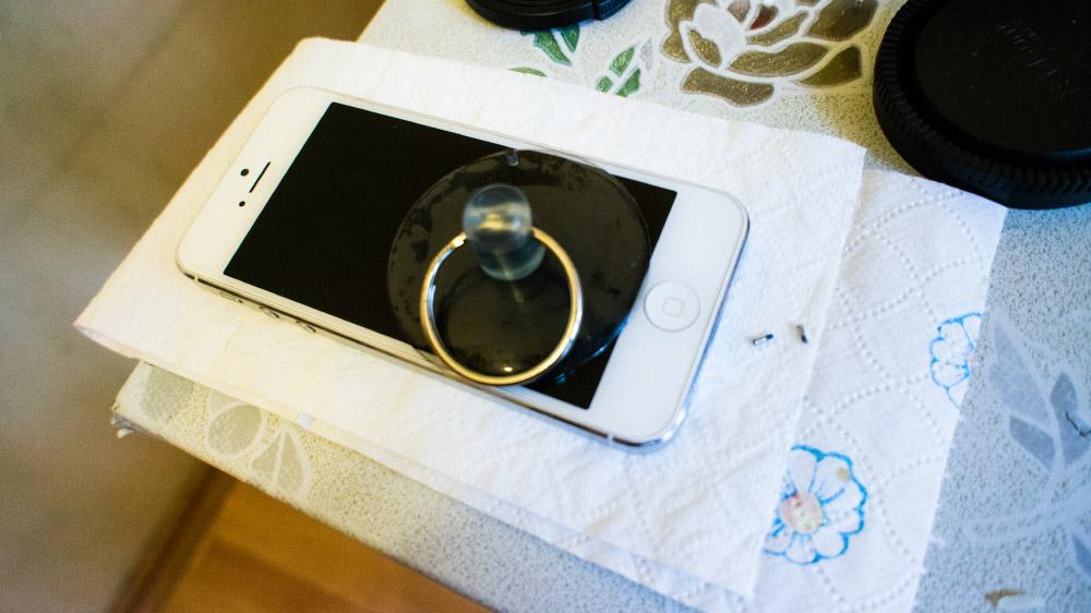 Спасаем свежеутопленный iPhone 5 DSC05658