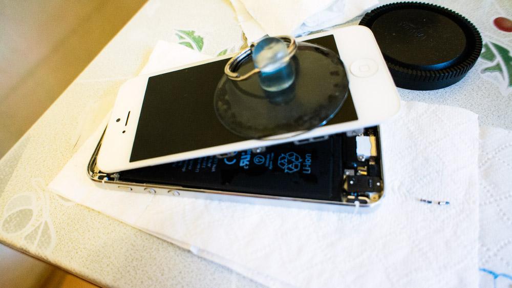 Спасаем свежеутопленный iPhone 5 DSC05659