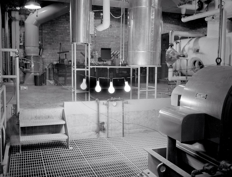 Атомное электричество до появления первых АЭС. 1951 год.