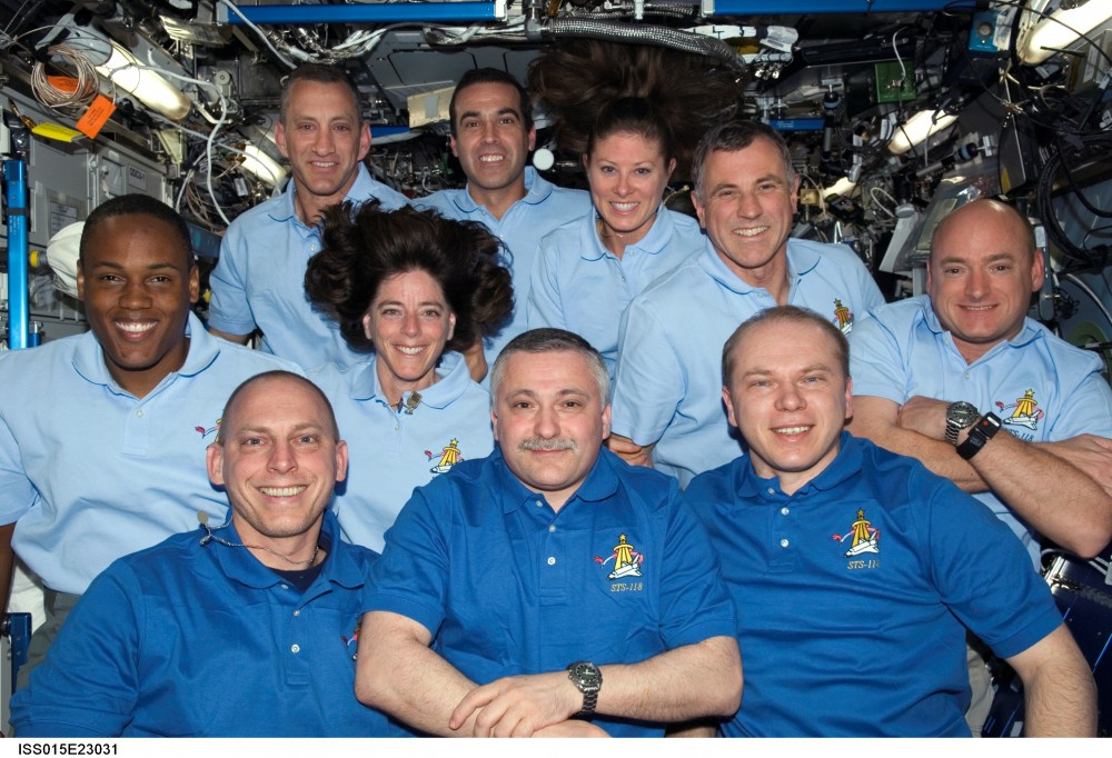 «Стойкость. Мой год в космосе», книга астронавта Скотта Келли