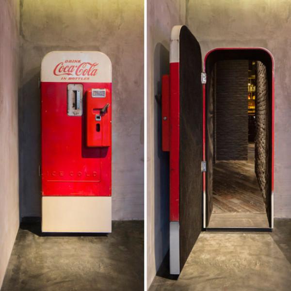 Что скрывает за собой торговый автомат Coca-Cola