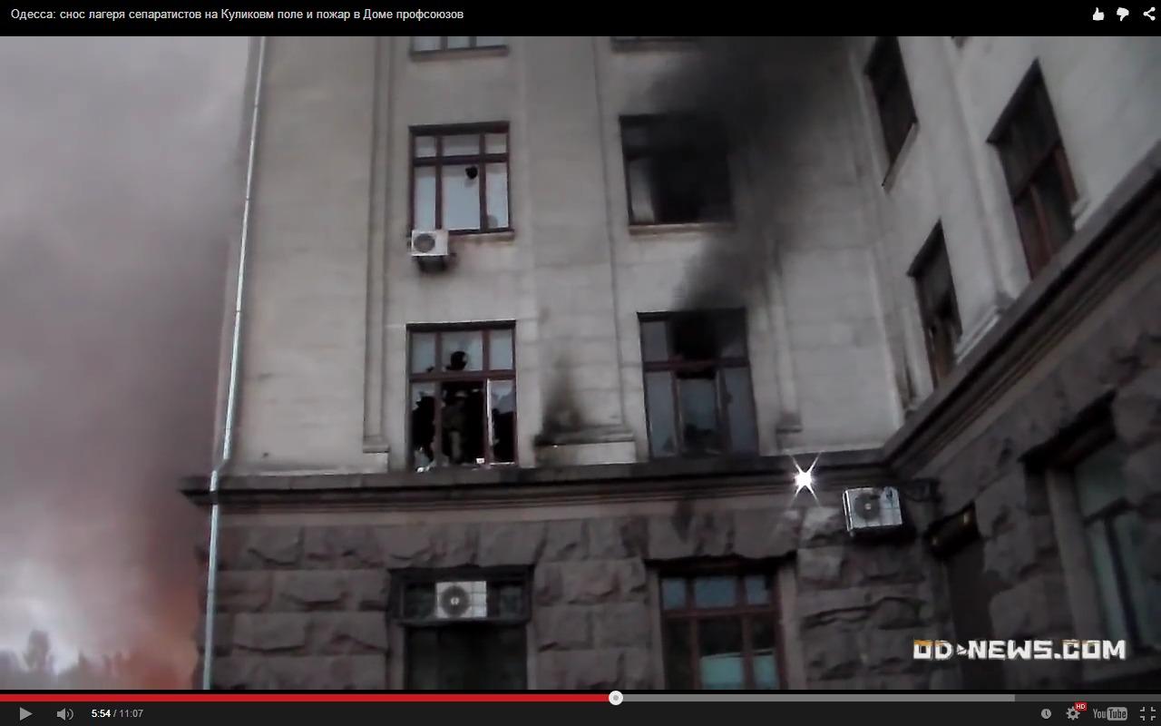 чёрн.дым боковые окна коридоров