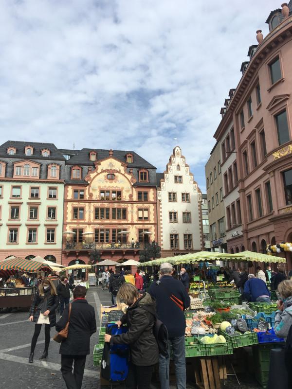 Вторая неделя отпуска: Гейдельберг и Майнц Foto 02.10.20, 12 04 04