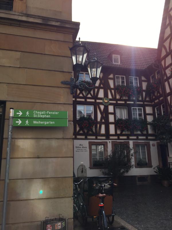 Вторая неделя отпуска: Гейдельберг и Майнц Foto 02.10.20, 12 24 44