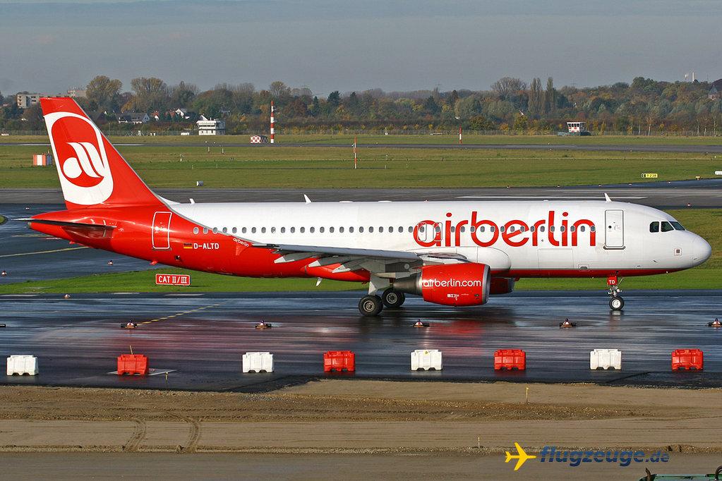 Air-Berlin-Airbus