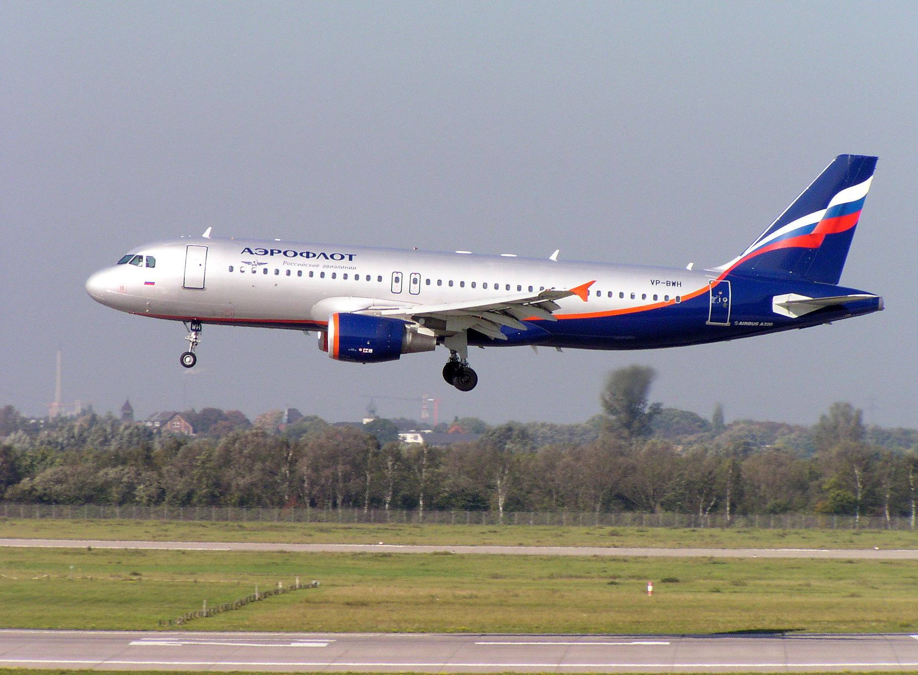 Aeroflot_A320-200_VP-BWH