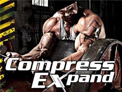 Nutrend Compress Expand: Gangsta Gym