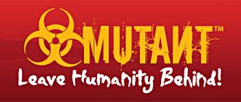 Mutant – логотип и слоган