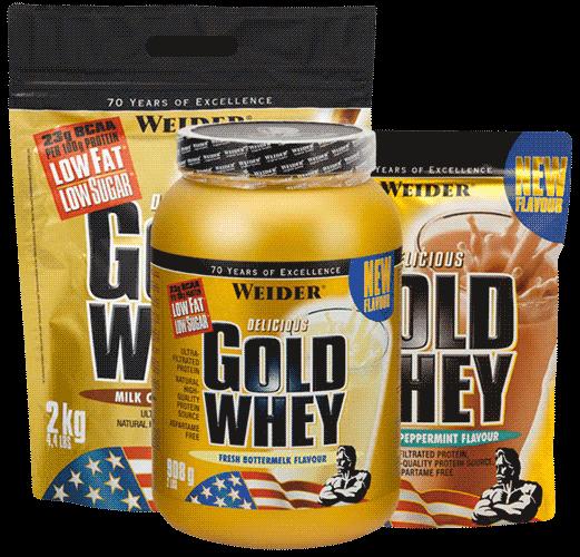 Weider Gold Whey