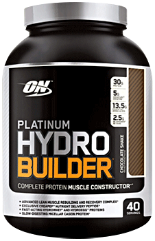 Optimum Nutrition Hydrobuilder 40serv (вып. 2013)
