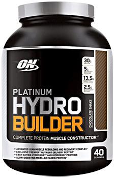 Optimum Nutrition Hydrobuilder 40serv (вып. 2013)