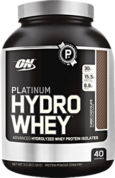 Optimum Nutrition Hydrowhey 40serv (вып. 2013)