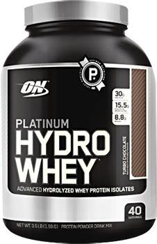 Optimum Nutrition Hydrowhey 40serv (вып. 2013)