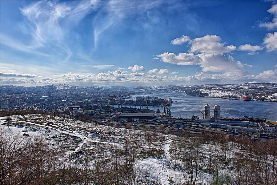 Мурманск. Фото: Сергей Марков