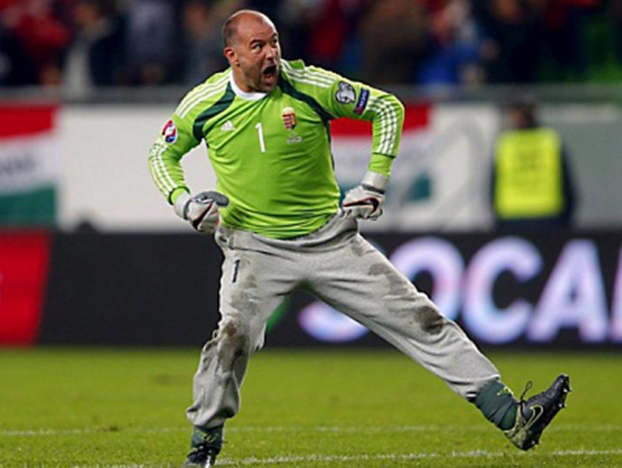 Габор Кираи на Евро-2016