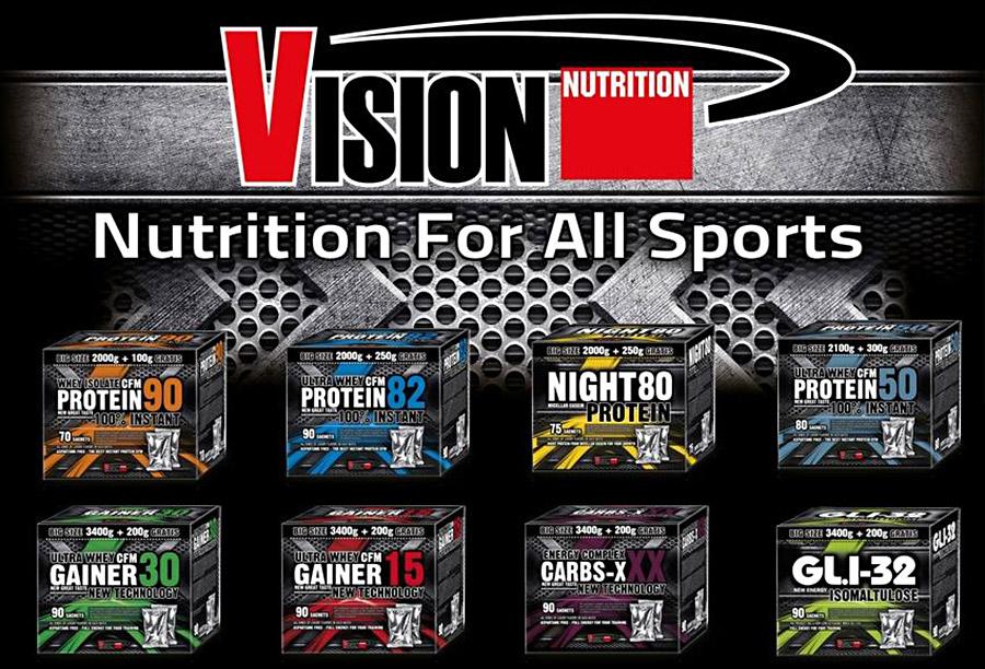 Vision Nutrition – спортпит для качков за 1 фунт стрелингов