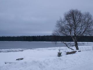 Вот то самое озеро - Онежское
