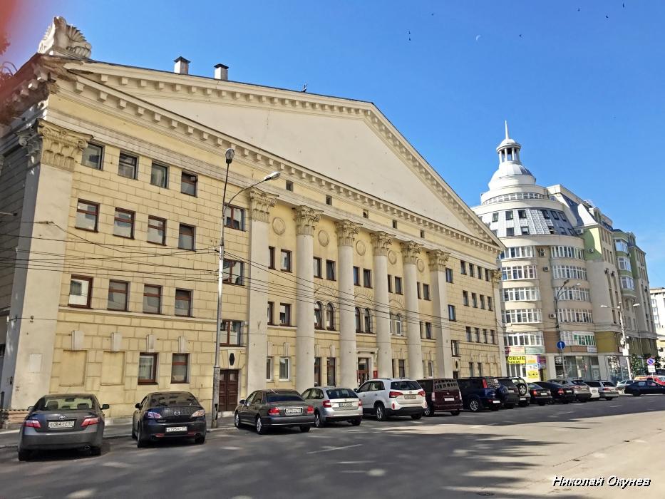 11 Воронежский государственный театр оперы и балета 3.JPG