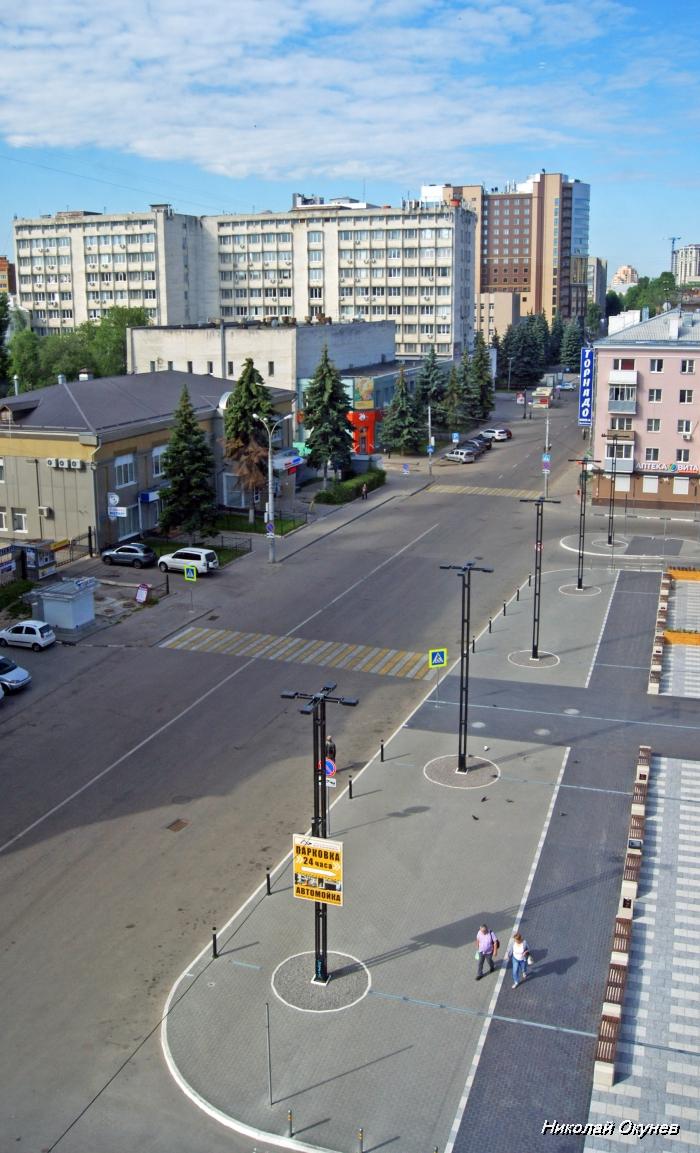 16 Полупустая Пушкинская улица.JPG