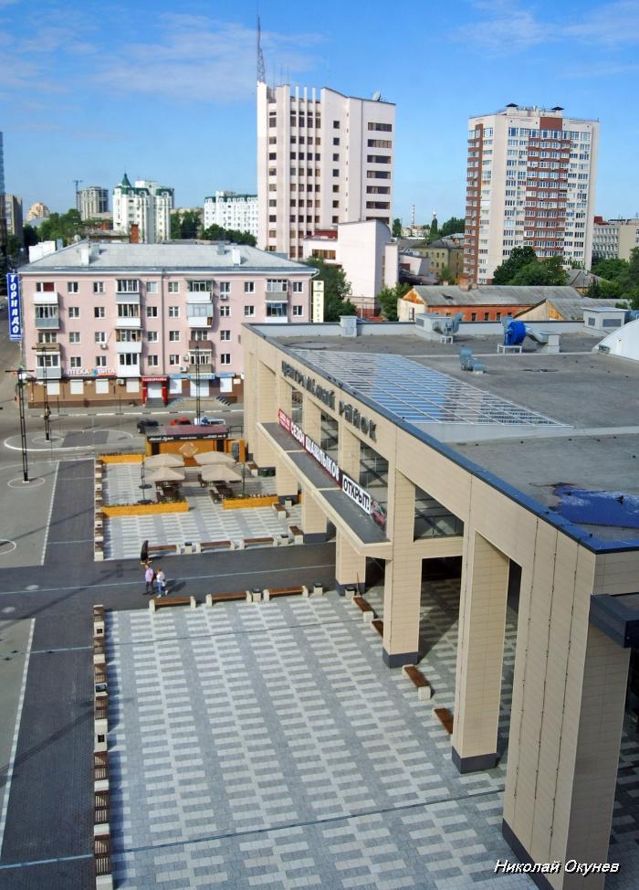 17 Вход в Центральный рынок на Пушкинской площади.jpg