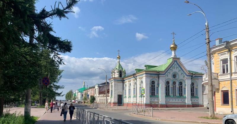 Город архангелов — Архангельск!