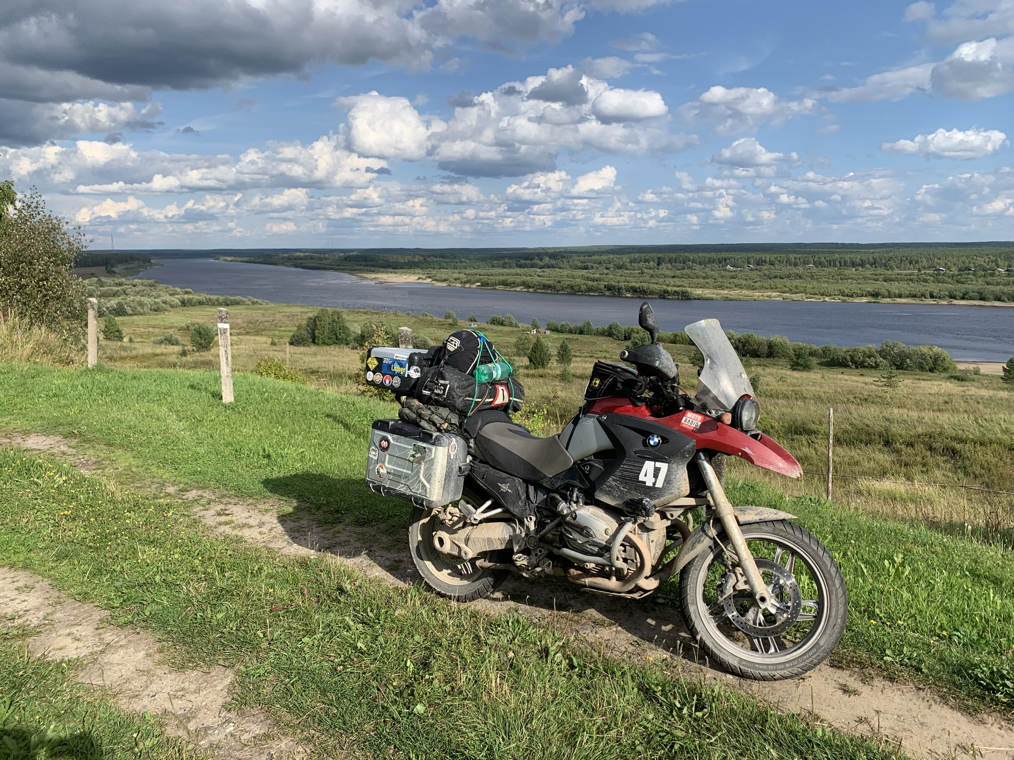 Как же без фоточки мотоцикла?