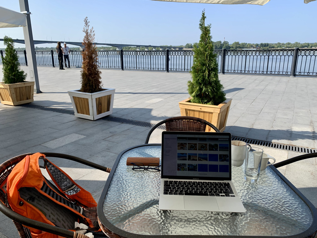 Офис в Перми.